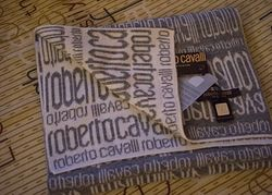 Roberto Cavalli  Men&#8217;s Wool  Scarf $29.99