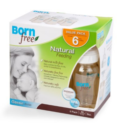 Born Free 260ml * 6PES$30.32270